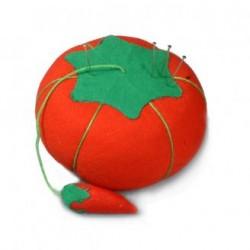 Alfiletero en forma de Tomate