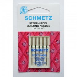 Aguja Schmetz Quilting (Acolchado) y Patchwork (5 agujas)
