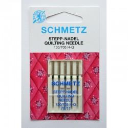 Aguja Schmetz Quilting (Pespuntar) y Patchwork